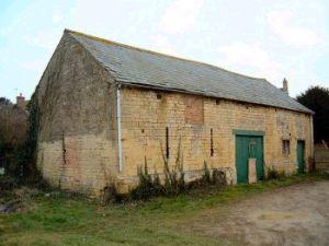 Unconverted barn near Wisbech, Cambridgeshire