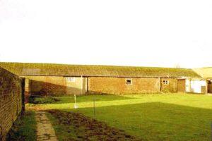 Unconverted barn, Tydd St. Giles, Cambridgeshire
