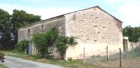 Unconverted barn near Aigrefeuille, France only ten minutes to the sea