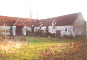 Unconverted barn in Loire Valley, France