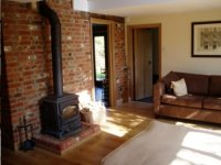 Lounge in Converted Barn For Sale Commute To London