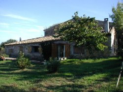 Renovated Bergerie with barn for conversion near  Pezenas, Languedoc Rousillon, France