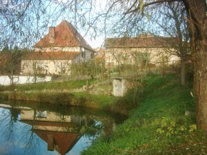 House with barn in Haute Vienne, France