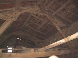 Unconverted barns for sale in the Dordogne region of France