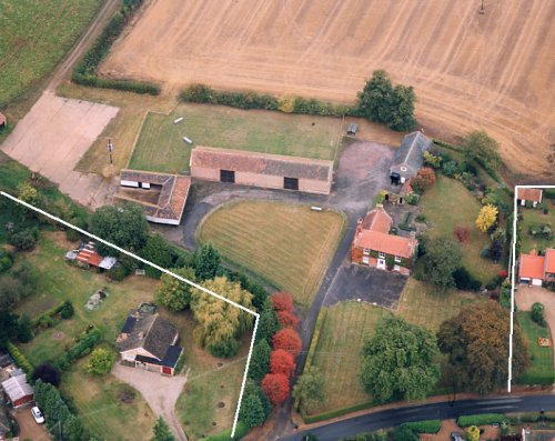 Barns For Conversion With Planning Consent Suffolk