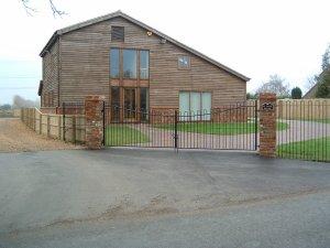Barn conversion in Wisbech, Cambridgeshire