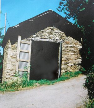 Unconverted barn for sale in the Midi Pyrennees, France