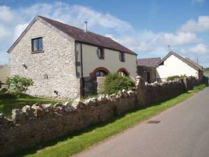 Barn conversions in Castlemartin, near Pembroke
