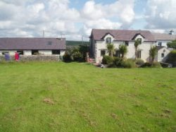 Five bedroom conversion with barn annexe in Castlemartin within the Pembrokeshire Coast National Park