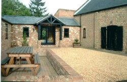 Five bedroom barn conversion with an unconverted barn in Wisbech St. Mary, Cambridgeshire