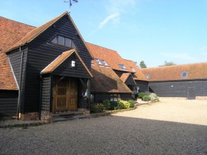 Herts Barn Complex For Sale With 40 Acres