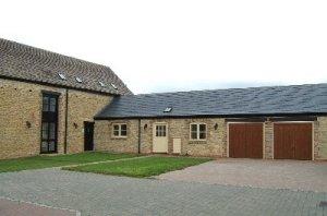 Barn conversion for sale in Yaxley, Cambridgeshire