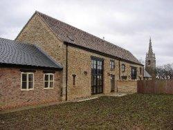 Grade II listed barn conversion in Yaxley, near Peterborough, Cambridgeshire