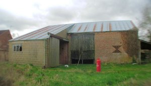 Norfolk Barn For Conversion