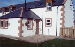 Barn conversion in Dumfriesshire