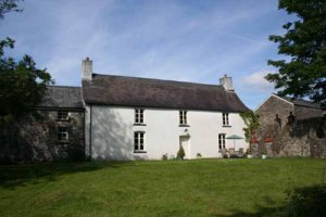 Farmhouse, outbuildings and land, Swansea