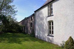 Farmhouse, stone barns and land near Brecon and Swansea, Wales