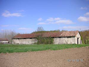 Unconverted Barn With Planning Permission In Aquitaine