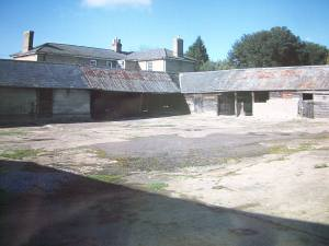 Unconverted Barns With Planning Consent East Anglia