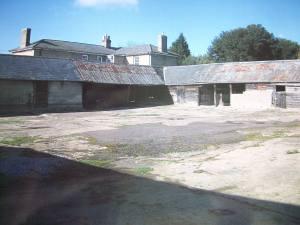 Unconverted barns in Croydon, near Royston, Cambridgeshire