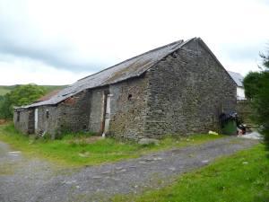 Unconverted barn in Pontypridd, near Cardiff