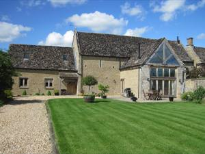 Barn Conversion For Sale Alvescot Oxfordshire
