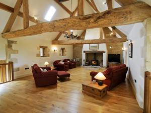 Barn Conversion In Oxfordshire