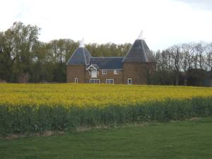Converted Oast House In Faversham For Sale