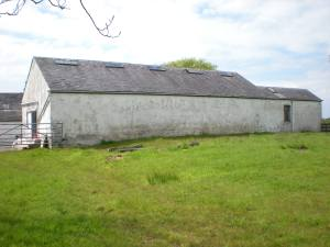 Barn For Development In Ayrshire