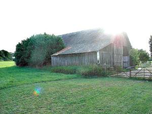 Barn To Be Dismantled And Removed Loire Valley
