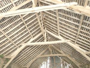 Oak Frame Barn For Sale