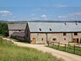Two Newly Converted Barns In Shropshire