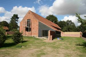 Converted Barn In Norfolk