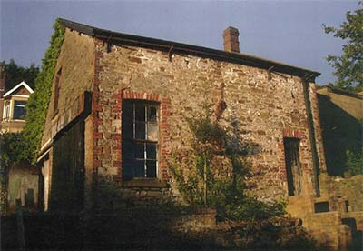Unconverted Coach House Neath South Wales