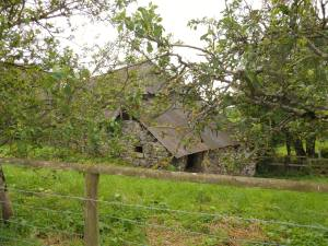 A three bedroom barn conversion in Bickington, near Newton Abbott, Devon