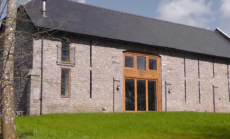 Barn Conversion In Hay-On-Wye For Sale