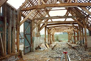 Barn To Be Dismantled And Removed Alresford