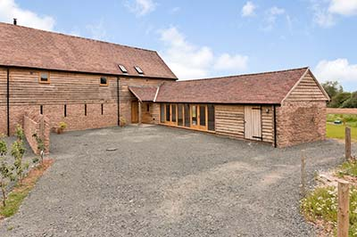 Barn Conversion Tenbury Wells