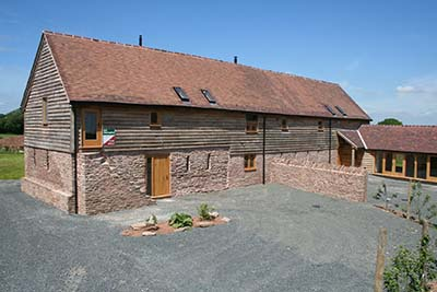 Barn Conversion For Sale Herefordshire