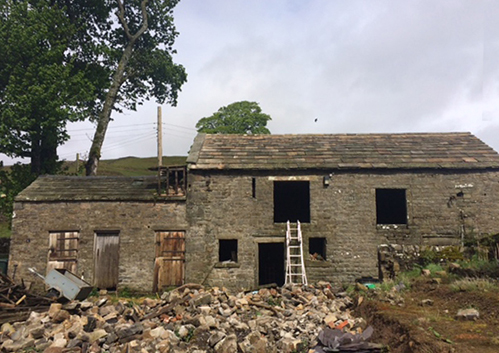 Barn For Conversion Barnard Castle