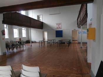 Unconverted Church Hall For Sale In Hucknall Nottinghamshire
