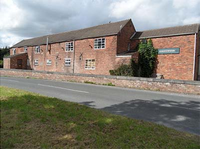 Partly converted barn for sale near Congleton, Cheshire
