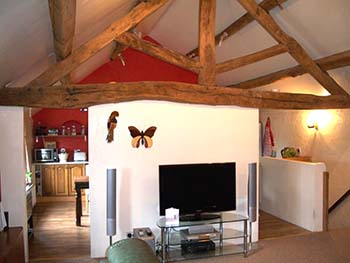 Partly Converted Barn For Sale In Congleton Cheshire