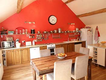 Partly Converted Barn  Congleton Cheshire
