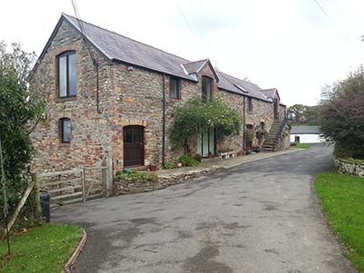 Wales Barns Unique Property For Sale Wales