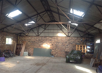Barn For Conversion Newcastle Under Lyme Staffordshire
