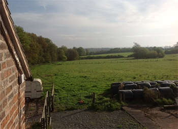 Barn Conversion Opportunity In Butterton Staffordshire