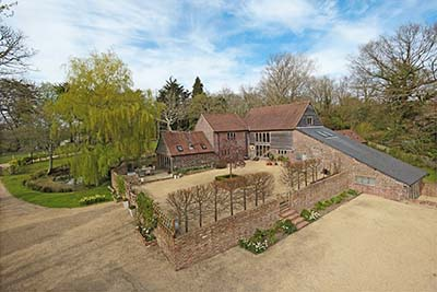 Converted Barn For Sale Buxted East Sussex