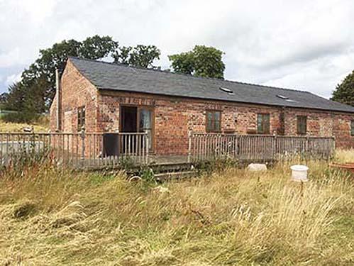 Converted barn for sale in Powys, near Sarnau