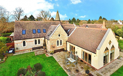 Church Conversion For Sale Midlands